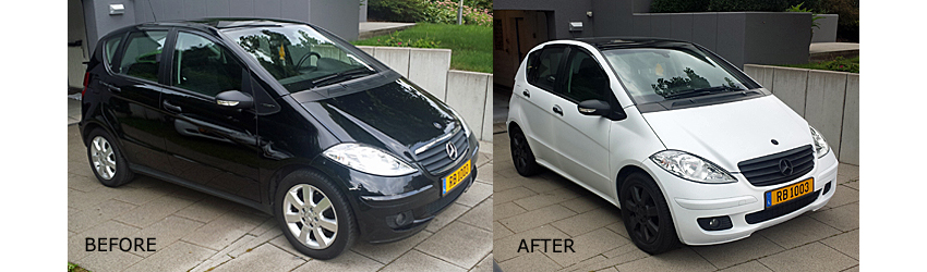 PlastiDip Before - After