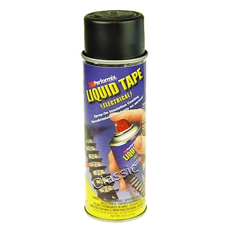Liquid Tape Spray black