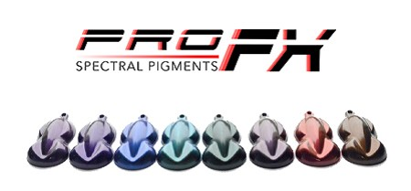 "Create your own PlastiDip effect with the ""PRO FX Spectral pigments"""